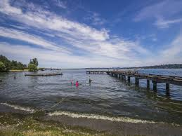 Alki Beach Trail West Seattle by The Best Outdoor Swimming Spots Around Seattle