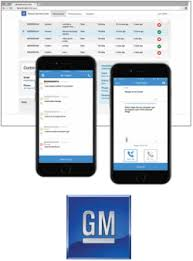 gm global service desk projects design day fall 2015