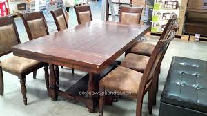 Dining Room Sets Costco Dining Room Table Sets Costco Best Gallery Of Tables Furniture