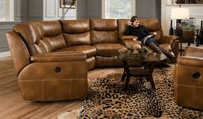 Leather Sectional Sofa Clearance Baroque Reclining Sectionalin Living Room Rustic With Gorgeous