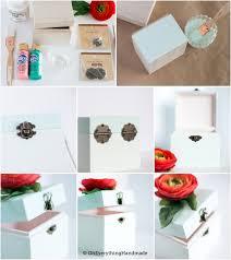 Diy Storage Box by Diy Allowance Storage Box Oh Everything Handmade