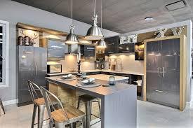 construction dépôt signature cuisine style chalet chic idées