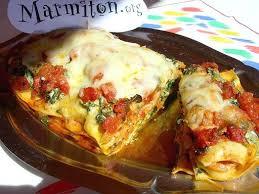 marmitons recettes cuisine photo de recette lasagnes au saumon fumé épinards et mascarpone