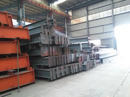 optimized prefab industrial steel buildings with minimum steel