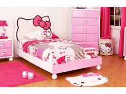 Discontinued Hello Kitty  Pc Youth Twin Bed Orange County CA - Hello kitty bunk beds