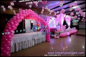 Pink Balloon Decoration Ideas Bedroom Decorating Ideas For Ladies Party Reveal Air Balloon
