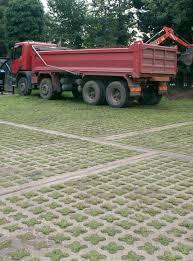 Plastic Pavers by Grasscrete Paving Grass Concrete Limited Cellular Grassed