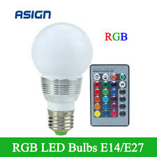 Remote Control Led Light Bulb by Popular Remote Control Rgb Led Light Bulb Buy Cheap Remote Control