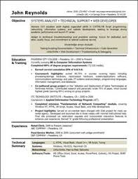 Sample Of Resume Objective by Resume Sample With Category Visitor Visa Lettervisa Invitation