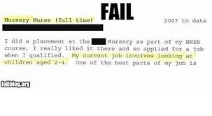 Current Job Resume by The 25 Funniest Job Resumes Of All Time Worldwideinterweb