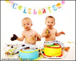 twin boys first birthday cake smash photography u2013 beauties