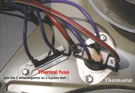 gas dryer troubleshooting appliance aid