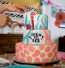 gender reveal baby shower gender reveal cakes the newlywed pilgrimage
