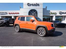 jeep renegade 2017 2017 omaha orange jeep renegade latitude 116806093 gtcarlot com