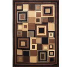 10 Ft Rug Home Dynamix Bazaar Gal 1196 Black Brown 7 Ft 10 In X 10 Ft 1