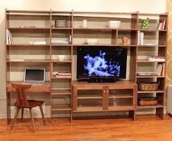custom built desks home office custom solid wood wall units urban natural home furnishings