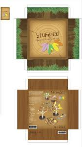 film quote board game stumped a deck building game with buildable wooden trees by