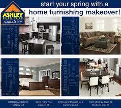 Ashley Spring Home Makeover Contest - Ashley home furniture calgary