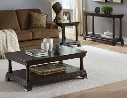 homelegance inglewood occasionals coffee table set c1402