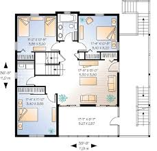 house plans one level home plan one level beach house plans beach house plants beach