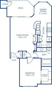 post brookhaven floor plans 1 u0026 2 bedroom apartments in austin tx camden gaines ranch