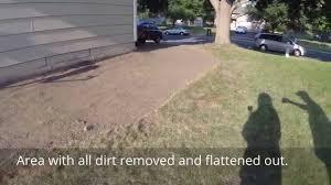 diy gravel parking pad for boat youtube