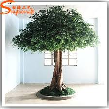 home garden artificial ficus tree indoor no leaves for walmart
