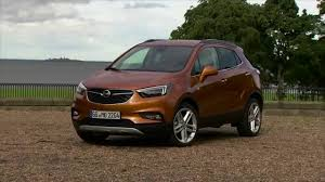 opel mokka interior opel mokka x in amber orange exterior design trailer