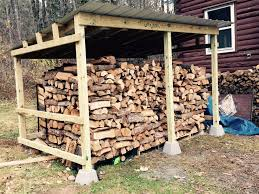 Diy Firewood Shed Plans by Ana White Firewood Shed Diy Projects