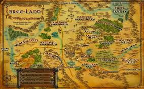 map from lord of the rings worst map contender lord of the rings
