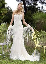 hippie wedding dresses wedding dress bohemian lace di candia fashion