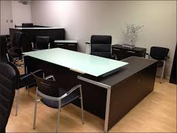 Office Desk Large Furniture Executive Office Desk New Awesome Contemporary L