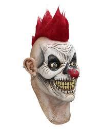 Punk Clown Horror Mask Creepy Clown Masks Horror Shop Com