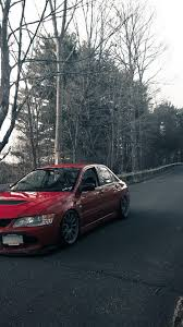 evo stance tuned lancer evolution ix cities stance evo wallpaper 101325