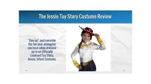 halloween costumes jessie toy story jessie toy story costume review youtube