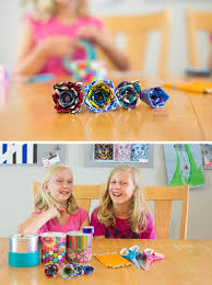 diy duct tape flower pens u2014 an easy video tutorial for kids