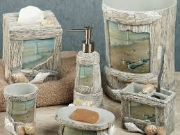 Beachy Bathroom Accessories by Bathroom 3 Elegant 10 Beach House Decor Ideas With Beach Themed