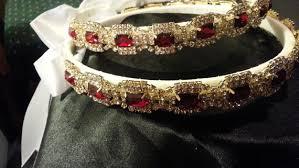 stefana crowns stefana orthodox wedding bridal crowns rhinestones