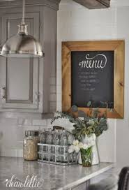 chalkboard in kitchen ideas 7 fabulous room updates kitchen chalkboard walls kitchen
