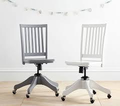 pottery barn desk chair carolina swivel desk chair pottery barn kids