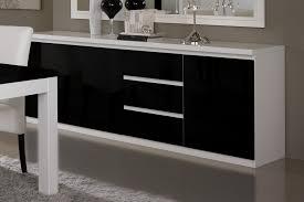 buffet cuisine noir buffet noir et blanc amazing home ideas freetattoosdesign us