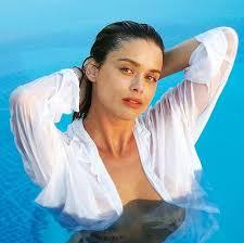 bare breast argentine model vitto saravia bares breast during live tv