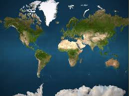 Map Of Thw World by Most Popular Map Of The World Is Totally Misleading Business Insider