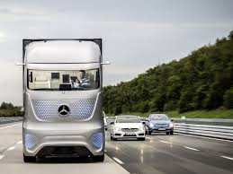 mercedes truck mercedes is a self driving semi to change the future of