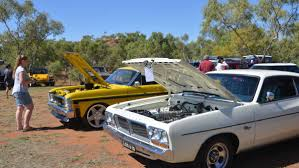 vintage cars display the north west star
