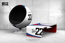 porsche racing logo racing emotion martini racing