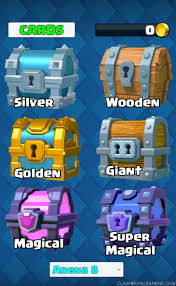 clash royale chest simulator open any chest for free