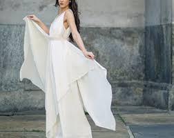 Greek Style Wedding Dresses Greek Wedding Dress Etsy