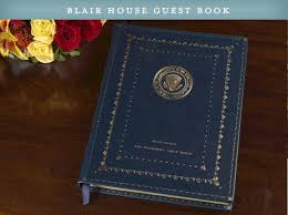 guest book blair house the president s guest house