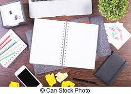 bloc note sur bureau vide bloc notes bureau bloc notes sommet femme items